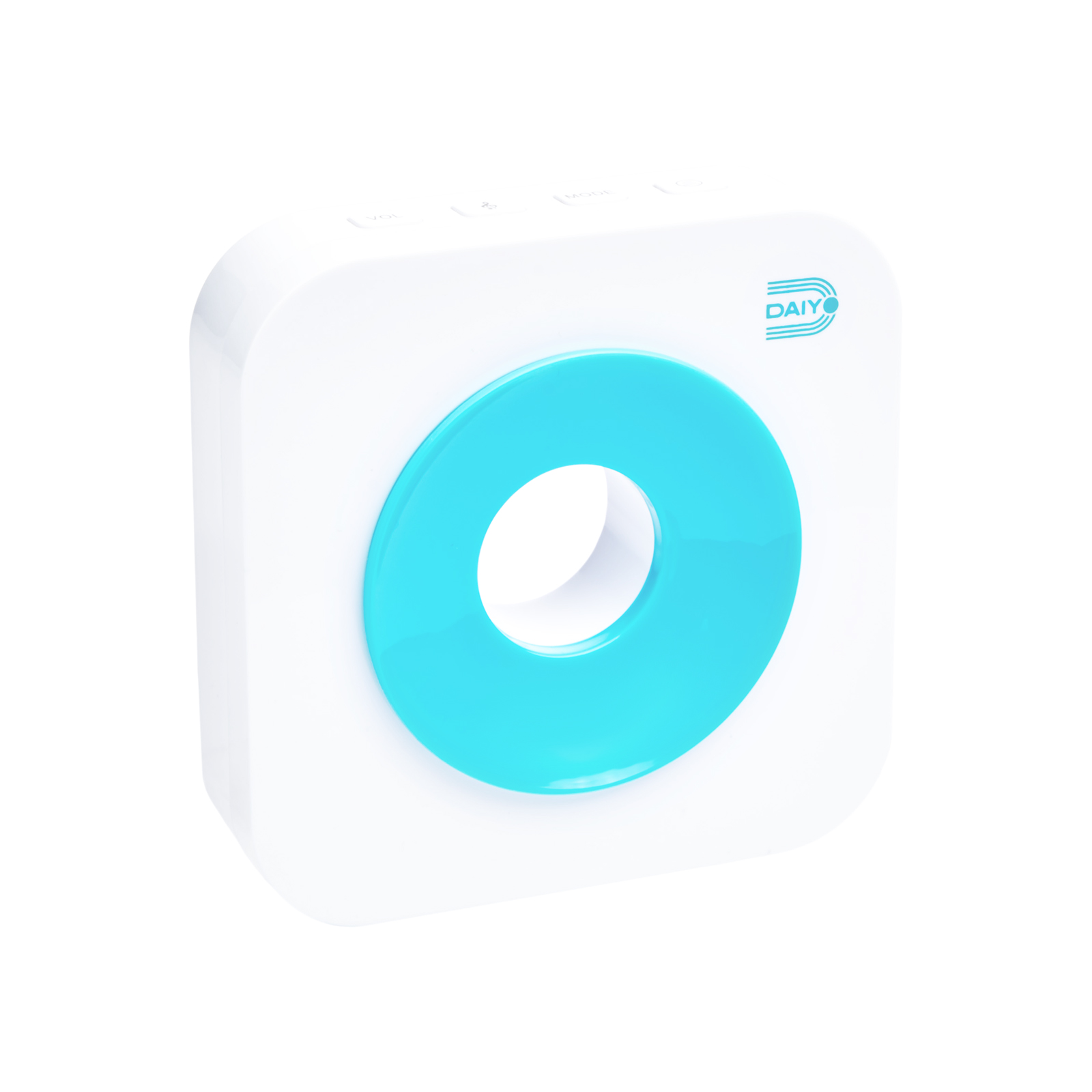 DDB 26WT Wireless Retro Door Chime (Battery) Turquoise